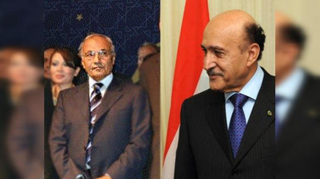 Dos destacados militares forman un nuevo Gobierno en Egipto
