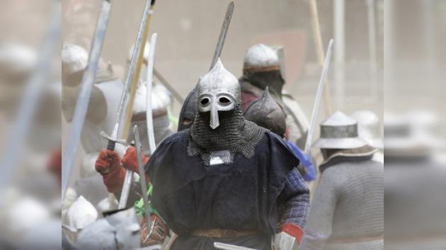 Moscú vuelve a la Edad Media