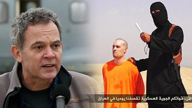 Exrehén del EI revela por qué periodistas decapitados lucían tranquilos en videos