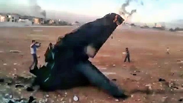 Moscú: EE.UU. coordina el suministro de proyectiles a los rebeldes sirios