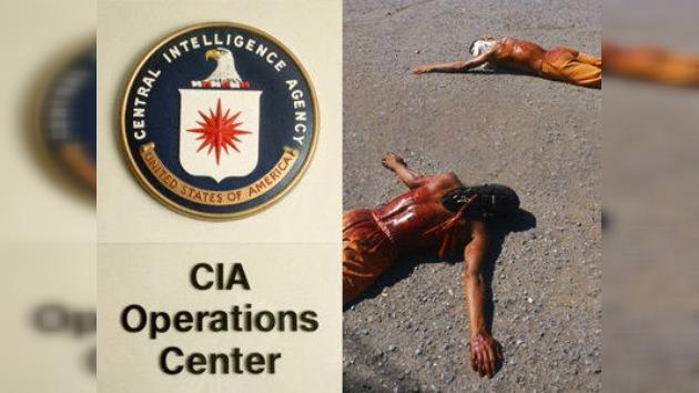 EE. UU. investiga una posible relación de la CIA con la muerte de 2 detenidos tras el 11-S