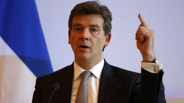 Ministro de Economía francés llama a resistir contra la política de Alemania en la UE