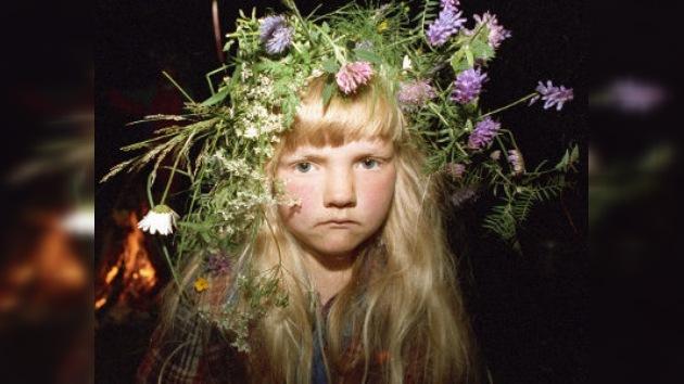 Moscú celebra Iván Kupala, la fiesta de solsticio de verano