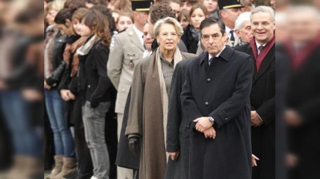 Nicolas Sarkozy nombra a nuevos ministros