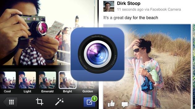 Facebook amplía sus posibilidades fotográficas