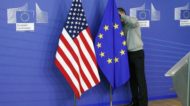 """La soberanía británica está """"en riesgo"""" ante el Tratado Trasatlántico UE-EE.UU."""