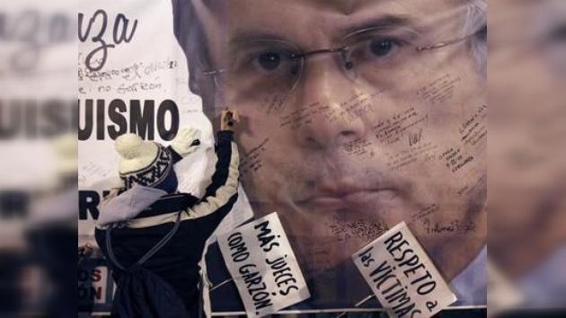 Garzón: La condena contribuye a laminar la independencia de los jueces en España
