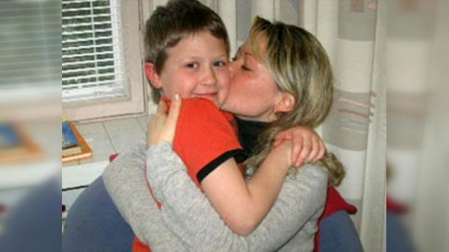 Las autoridades finlandesas le niegan a una ciudadana rusa ver a su hijo