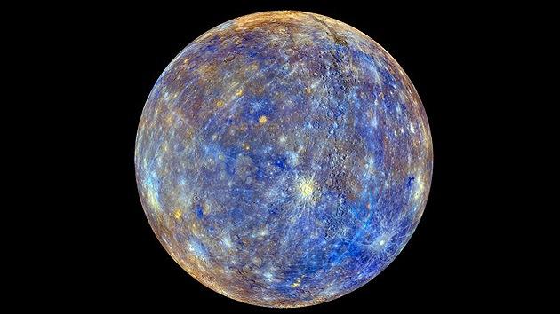 Científicos: Mercurio decrece con una rapidez inesperada