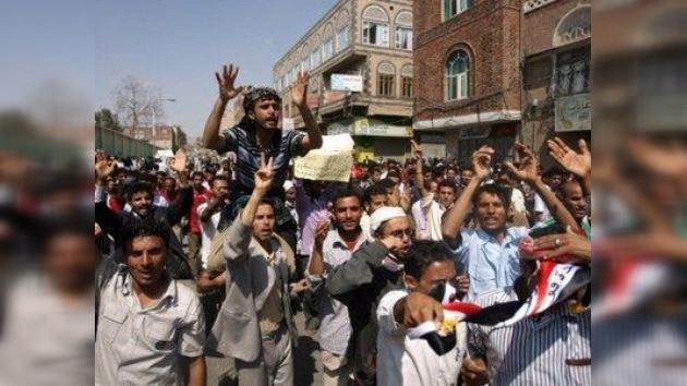 Decenas de muertos en una jornada sangrienta en Yemen