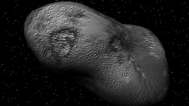 Rusia posará una 'antena' sobre Apophis, el asteroide que amenaza la Tierra