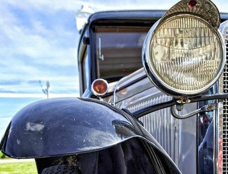 El encanto de los primeros automóviles