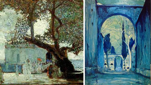Dos pintores, una inspiración: el arte de Venezuela llega a Moscú