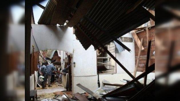 Un sismo en Indonesia deja víctimas mortales