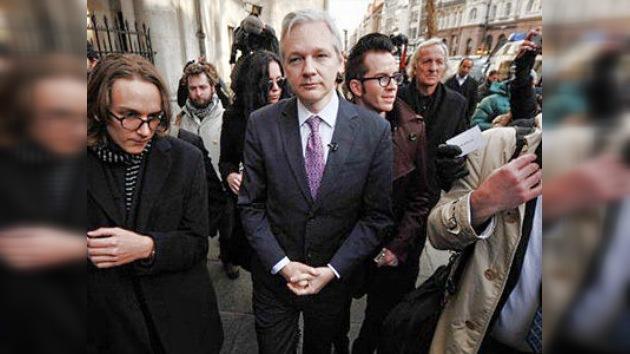 Momentos decisivos: inicia el juicio de apelación de Assange