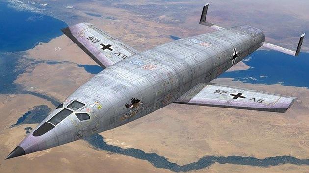Los nazis querían bombardear Nueva York con arena radiactiva desde el espacio