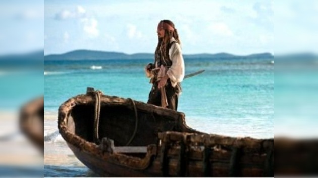 La cuarta parte de 'Piratas del Caribe' se estrena en Disneyland