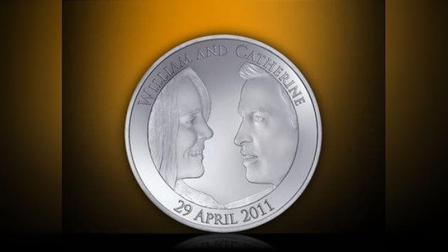 La Ceca del Reino Unido creó la moneda oficial para la boda real