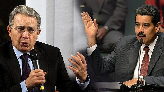 Uribe denunciará a Maduro ante la CIDH por sus acusaciones