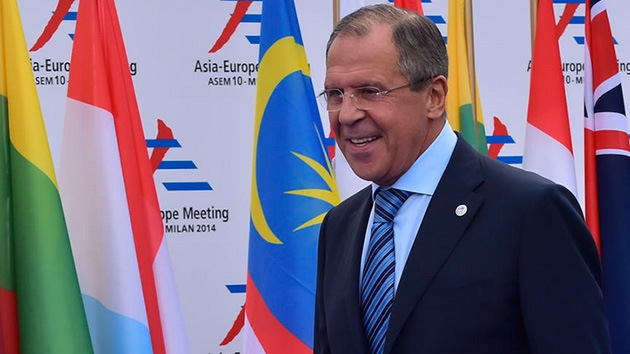 """Lavrov: """"La falta de confianza hace aumentar las zonas de crisis en el mundo"""""""