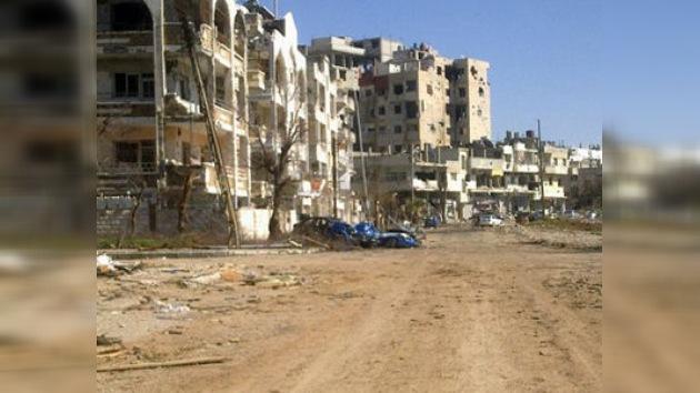 """Opositor sirio: """"Nunca quisimos que la situación llegara tan lejos"""""""