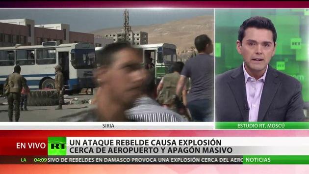 Periodista de RT: Los sirios padecen secuelas psicológicas por la guerra civil