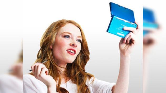 Presentada la consola portátil 3D de Nintendo