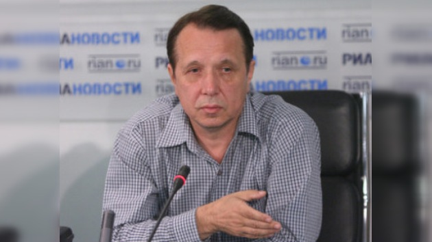 Mijaíl Pletnev asegura en rueda de prensa que no hizo nada ilegal