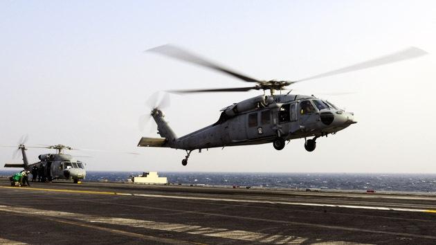 Los helicópteros guiados por robots se sumarán a los drones en la Armada de EE.UU.