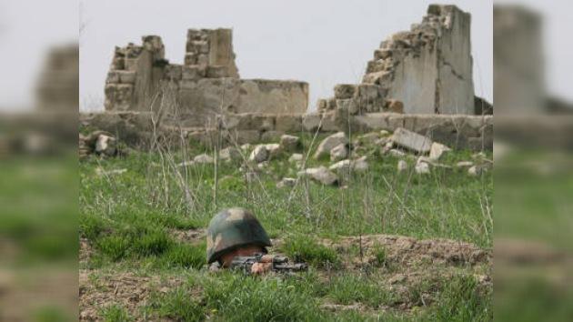 Cinco muertos en nuevos enfrentamientos armados en el Alto Karabaj
