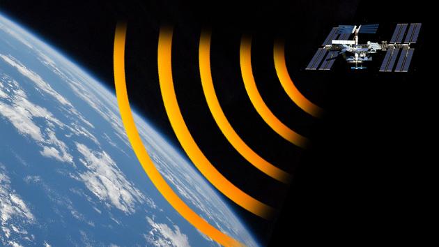 Internet fornece a base para espacial