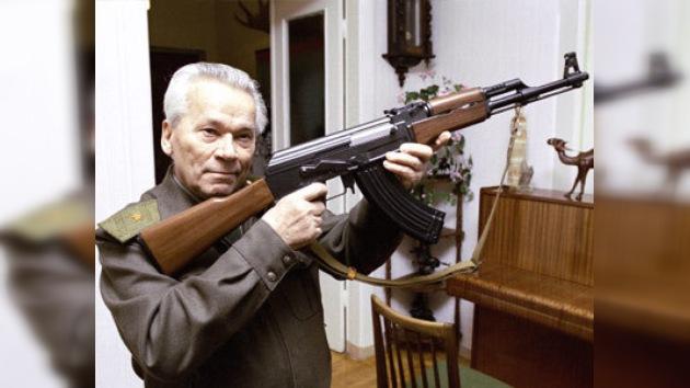 Kaláshnikovs nuevas para 2011