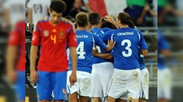 España pierde el duelo de los dos últimos campeones del mundo