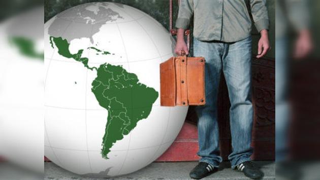 Cambio de rumbo en la emigración: ahora del Viejo Mundo al Nuevo