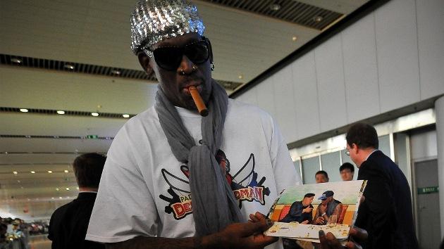 """Dennis Rodman sobre la vida de Kim Jong-un: """"Es como Hawái o Ibiza"""""""