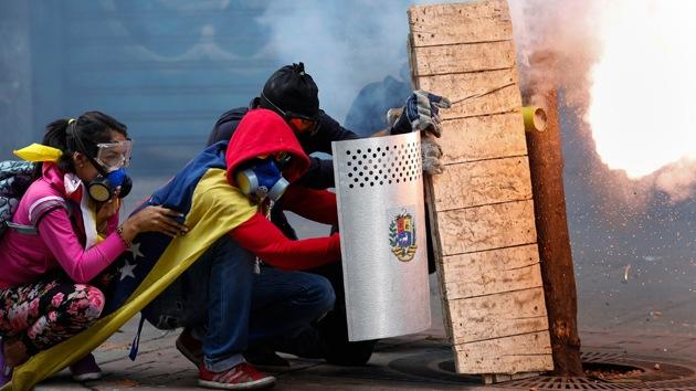"""""""Nuevas protestas de oposición venezolana cumplen un guion dictado desde EE.UU."""""""
