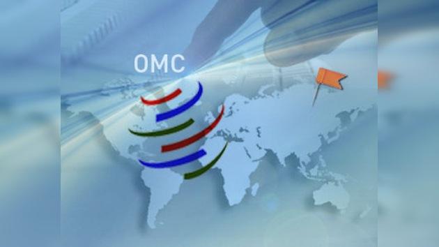 La OMC le da la bienvenida a Rusia