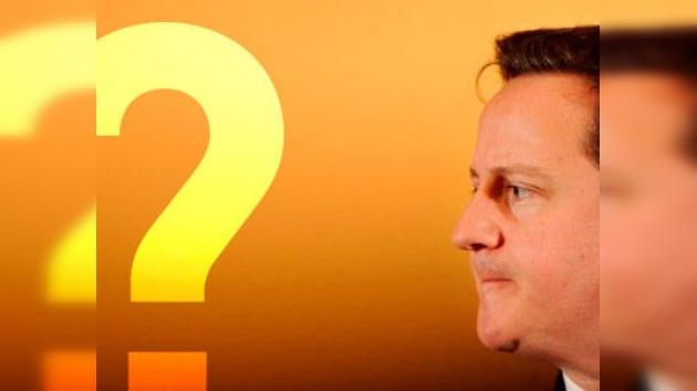 El otro David Cameron: adulto implacable con los desórdenes con pasado alborotador