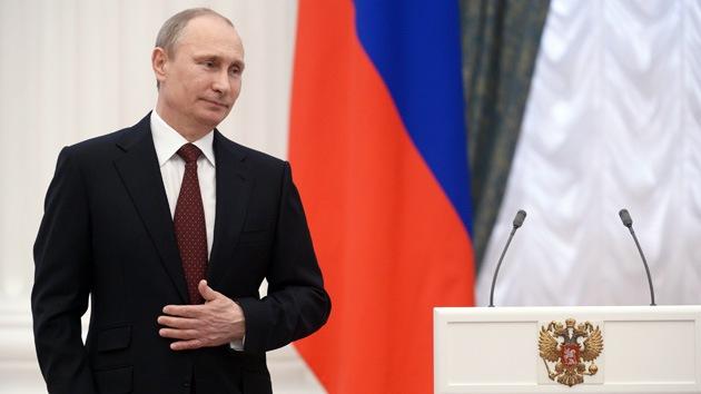'Línea directa': Putin responderá preguntas sobre Ucrania durante su conversación con los ciudadanos