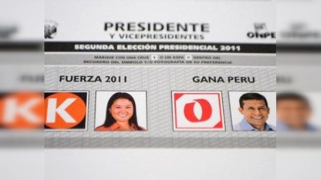 Incertidumbre en cuanto al posible ganador de las elecciones peruanas