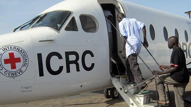 Cruz Roja suspende su trabajo en Sudán del Sur