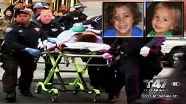 El asesinato de dos niños, supuestamente a manos de su niñera, sobrecoge a Nueva York