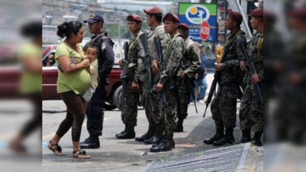 Honduras se desangra con 5.000 asesinatos al año