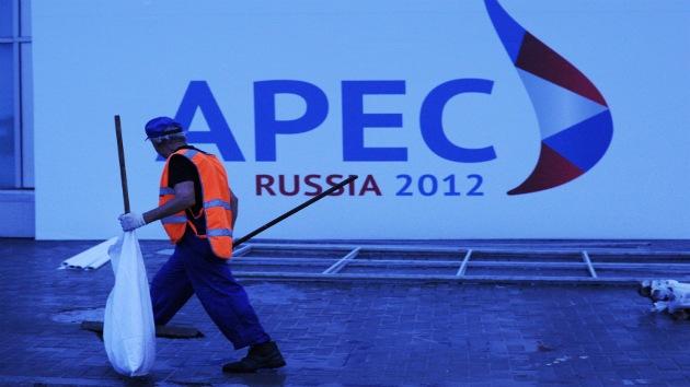 Rusia acoge la cumbre APEC por primera vez