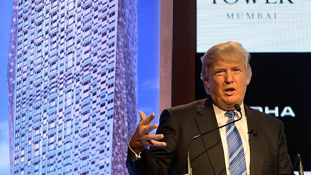 """Donald Trump: """"Los estadounidenses están avergonzados por Obama"""""""