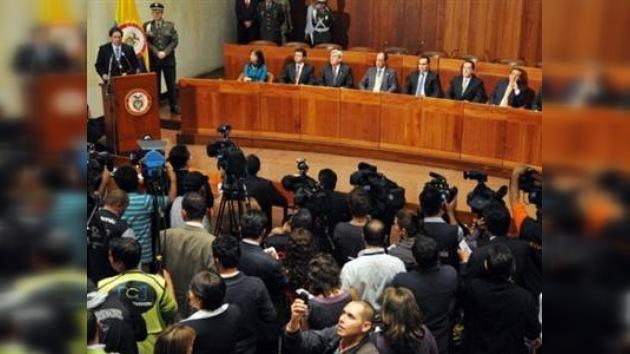 La Corte Constitucional de Colombia no aprobó el referendo reeleccionista