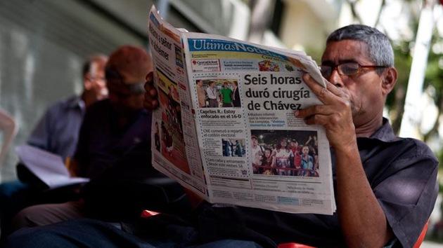 """Maduro: """"El proceso posoperatorio del presidente Chávez será complejo"""""""
