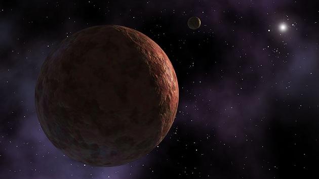 ¿Dos planetas gigantes más allá de Plutón?