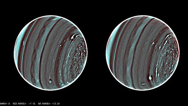 Imágenes más claras que nunca del misterioso Urano