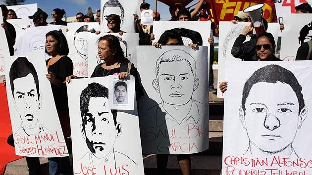 """Diputada mexicana: """"El Estado fue partícipe de la desaparición de los 43 estudiantes"""""""